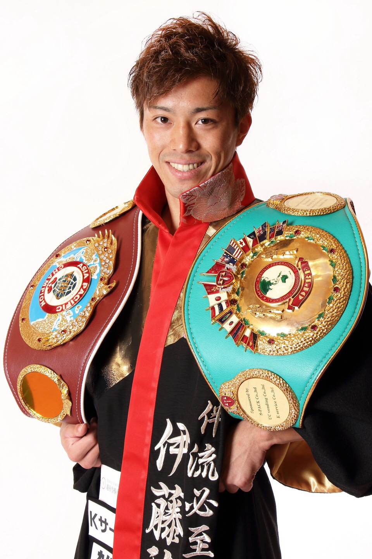 A級 伊藤雅雪  WBO-AP S.フェザー級王者