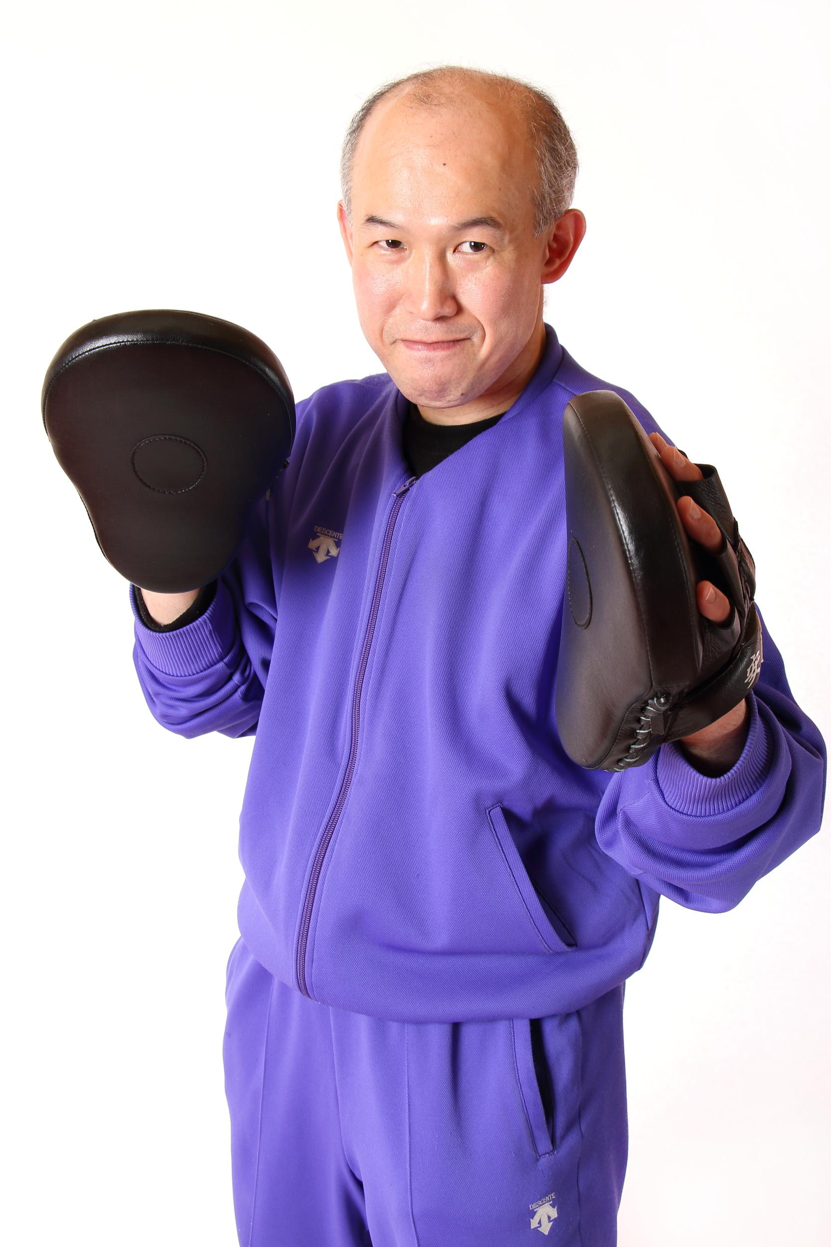安藤 有輝トレーナー
