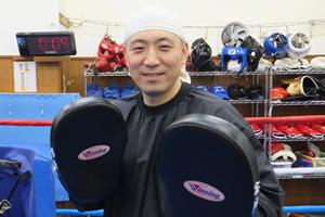 田中 大介トレーナー